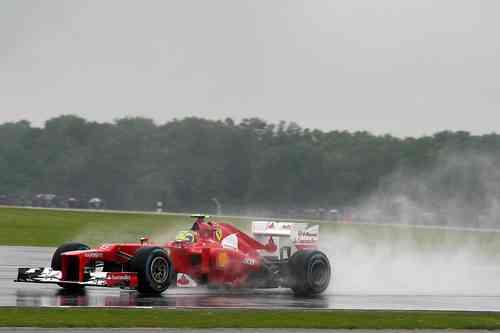 Resultados de la Fórmula 1 en Silverstone 7