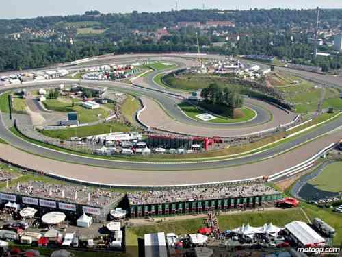 Gran Premio de Alemania de moto GP 9