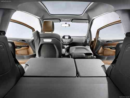 Llega el nuevo B-MAX de ford 12