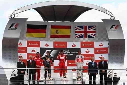 Gran Premio de Alemania de Fórmula 1 11