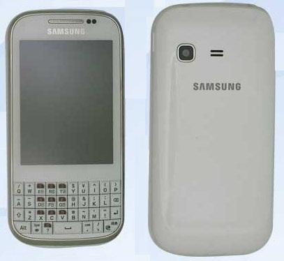 Samsung QWERTY gt b5330
