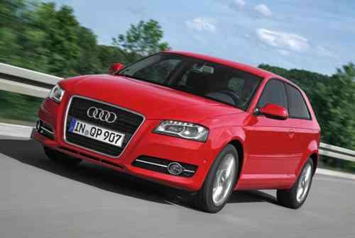 Audi inventa la suspensión Predictiva 9