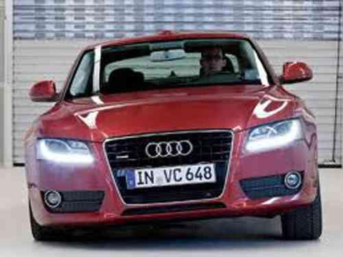 Audi inventa la suspensión Predictiva 8
