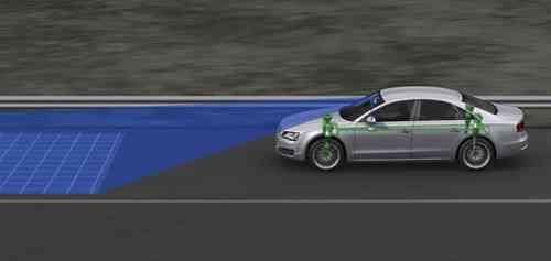Audi inventa la suspensión Predictiva 7