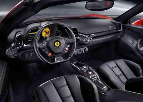 Nuevo Ferrari 458 Spider 11