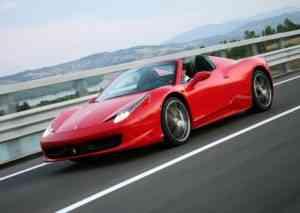 Nuevo Ferrari 458 Spider 9