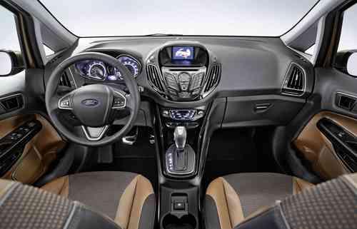 Llega el nuevo B-MAX de ford 11