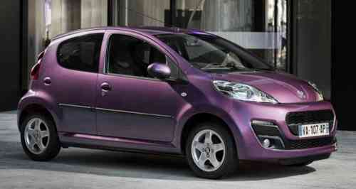 Nuevos Peugeot 2012 7