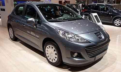 Nuevos Peugeot 2012 8