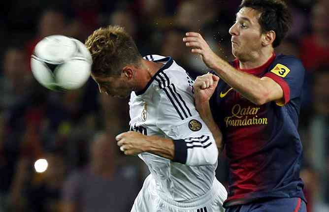 El Barça se lleva la ida de la Supercopa 3
