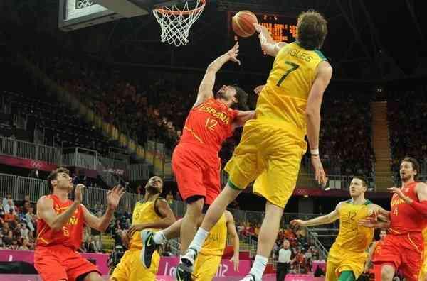 España se hace fuerte en básquet pero sigue sin medallas 3