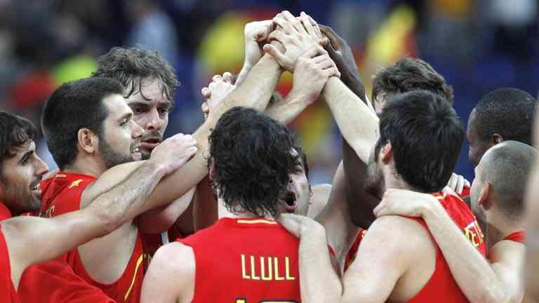 España se mete en la final de básquet ante Estados Unidos 3
