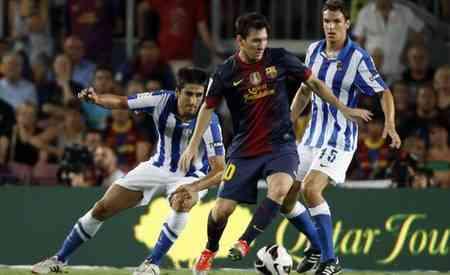 El Barça comienza goleando y el Madrid con empate 3