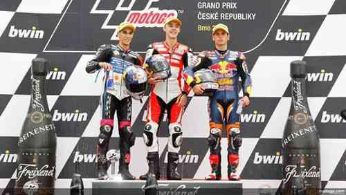Gran Premio República Checa del mundial de motos 9