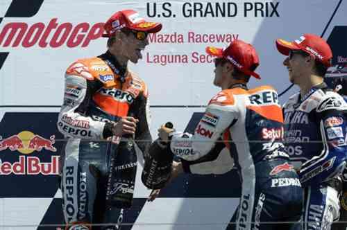Así va el mundial de Motos 2012 10