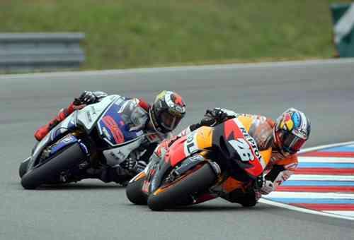 Gran Premio República Checa del mundial de motos 7
