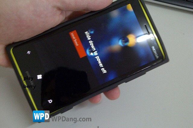 Posible imagen del próximo Nokia Lumia con Windows 8