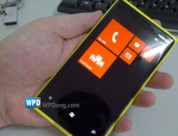Posible imagen del próximo Nokia Lumia con Windows 8 2