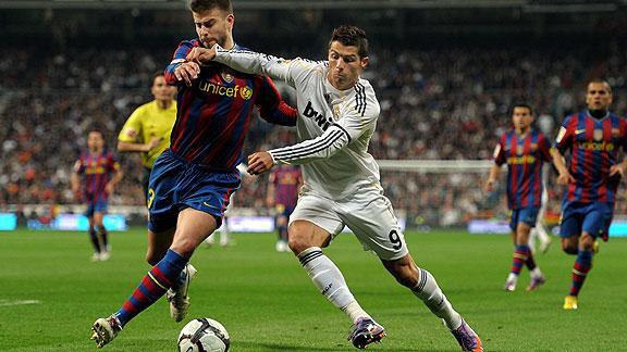 El Barcelona – Real Madrid, el 7 de octubre a las 19:50 3