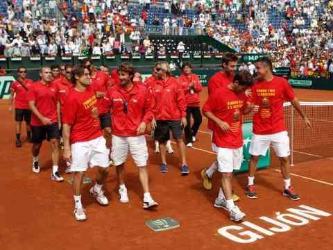 España está en una nueva final de Copa Davis 3