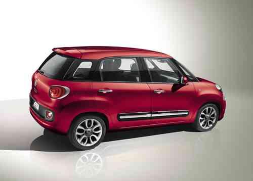 Los nuevos FIAT 2012 13