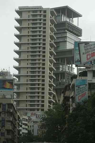 antilia mumbai