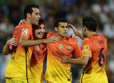 barcelona se enfrenta al spartak de moscu