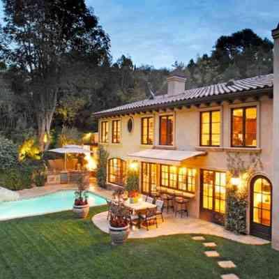 La lujosa casa de Kim Kardashian