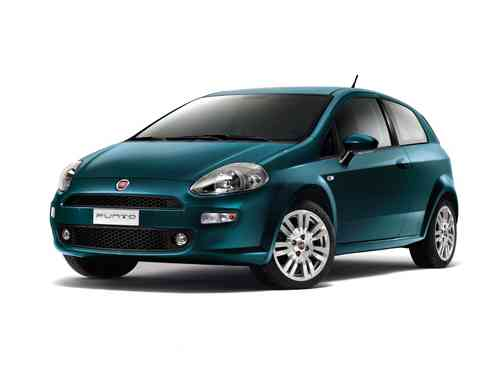 Los nuevos FIAT 2012 12