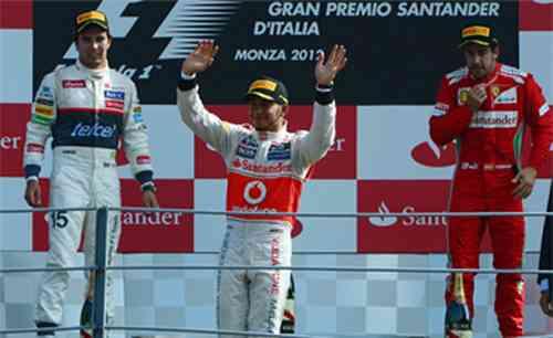 Gran Premio de Monza 2012 7
