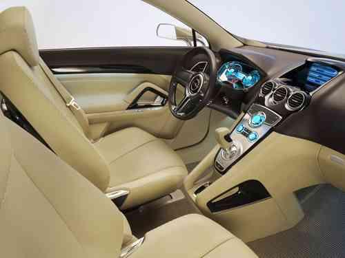 Opel lanza su nuevo Antara 4X4 8
