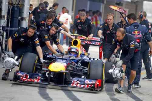 Así va la Fórmula 1 2012 8