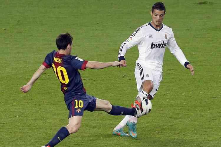 Messi y Cristiano dejan el clásico en tablas, 2 a 2 3