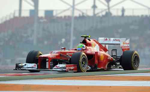 Vettel sigue intratable en la F1 9