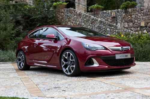 Nuevos Opel Astra 2012 9