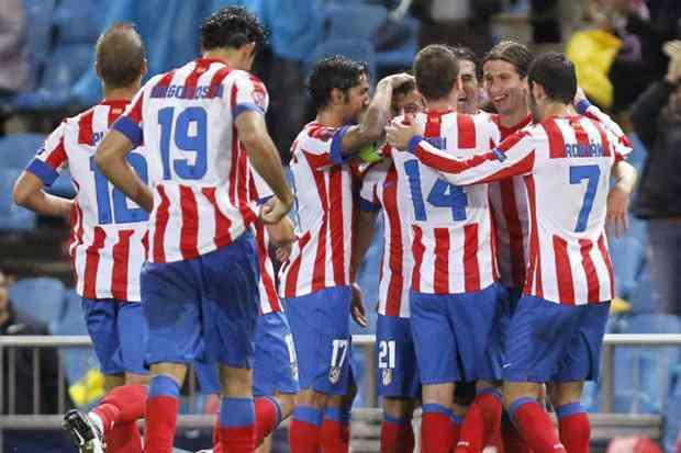 El Atlético y el Levante ganan, el Athletic se hunde 3