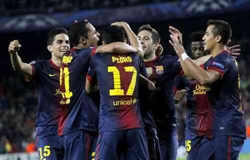 Barcelona y Valencia encarrilan su clasificación en Champions 3