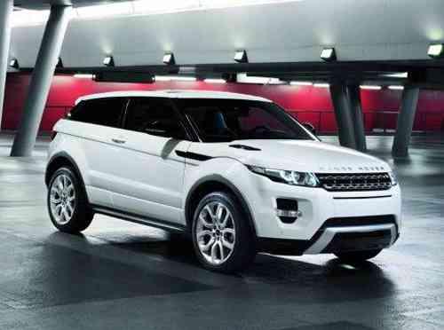 Nuevo Land Rover Evoque 2012 9