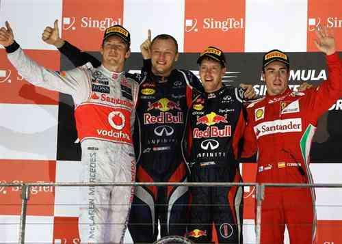podium-singapur-2012