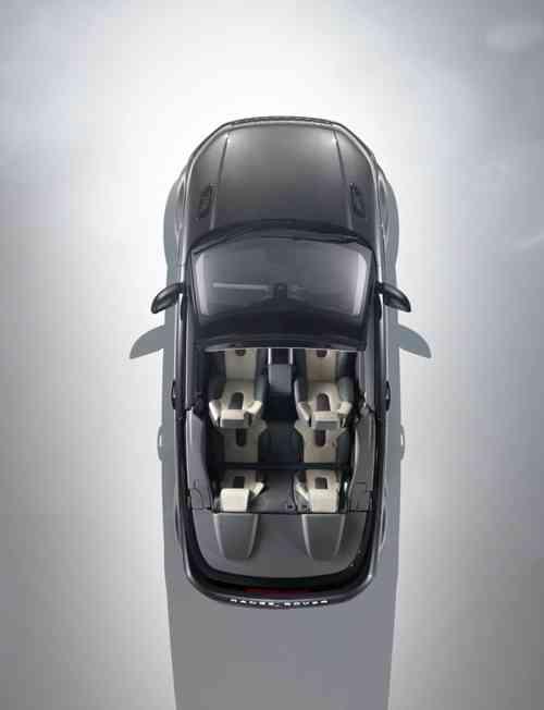 Nuevo Land Rover Evoque 2012 11