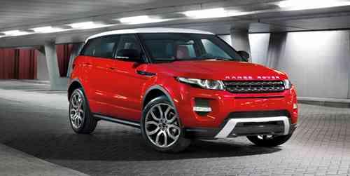 Nuevo Land Rover Evoque 2012 12