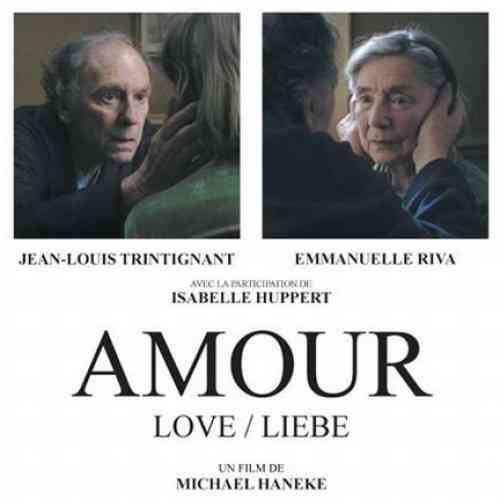 Amour de Michael Haneke