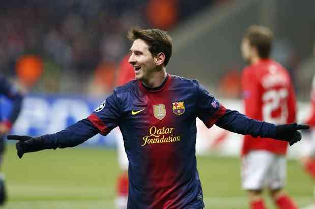 Barcelona y Valencia a octavos, Messi a por Müller