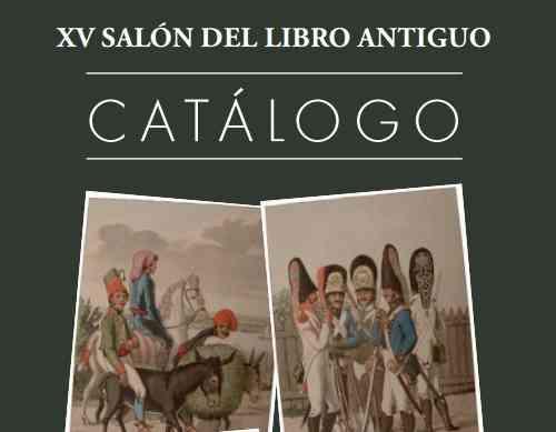 salon del libro antiguo