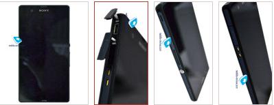 Sony C660X Xperia Yuga: imágenes y características del nuevo terminal 5