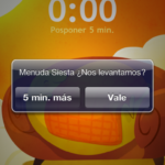 Siesta: una aplicación para programar tu siesta y controlarla 1