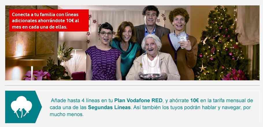 vodafone red conecta a tu familia
