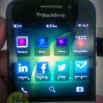 Más imágenes de los próximos terminales Blackberry N Series 1