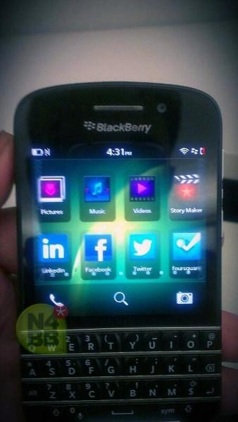 Blackberry 10 Series