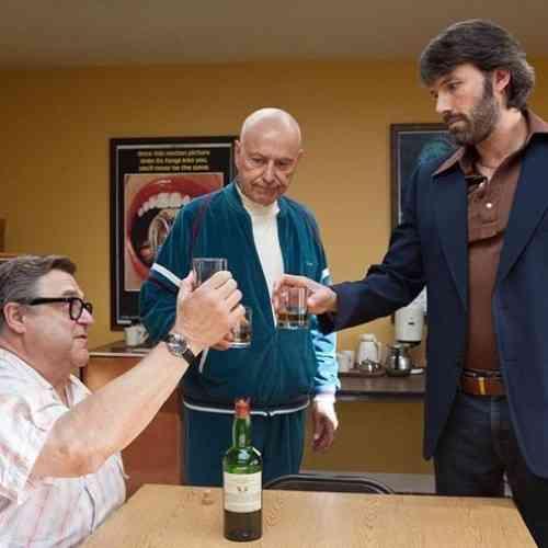 «Argo» favorita al Oscar tras ganar en los SAG Awards